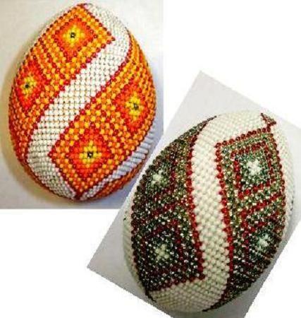 """Яйца """"Спирали"""""""