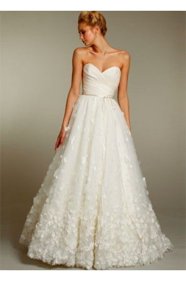 Jim Hjelm Wedding Dress Style JH8157 - Jim Hjelm - Popular Wedding Designers