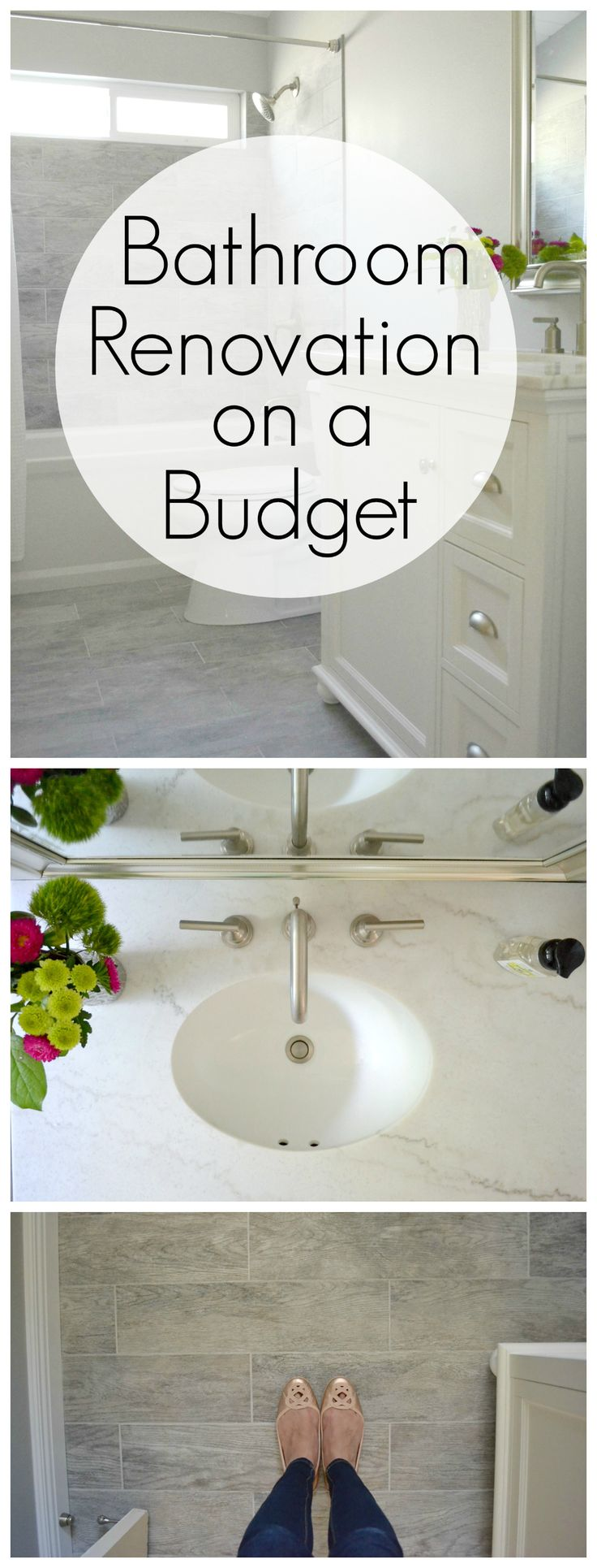 Bathroom Renovation On A Budget Update – A Year later