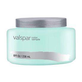 valspar 8 oz sprinkle interior satin paint sample on sample color schemes for interiors id=41209