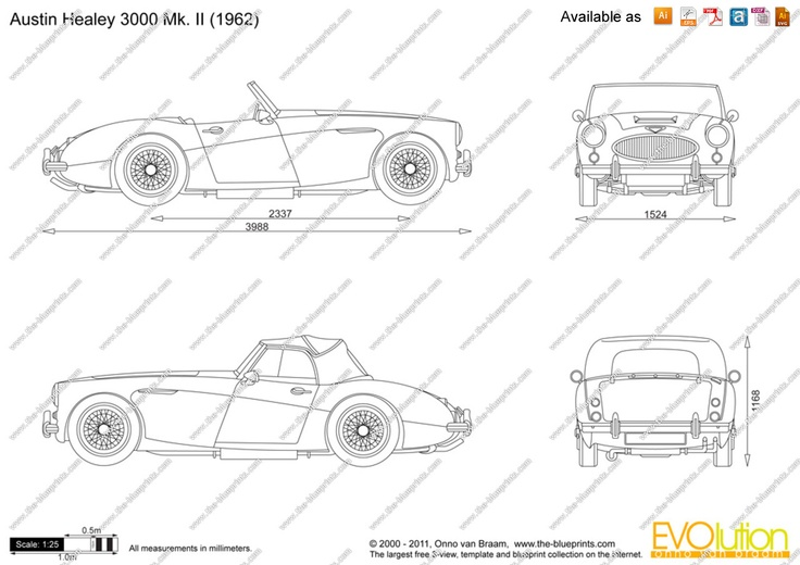 337 best images about austin healey 3000 on pinterest