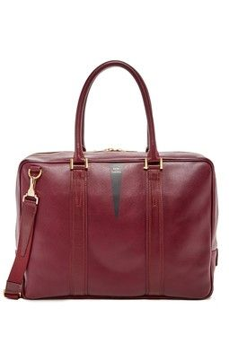 12 Hour Leather Briefcase