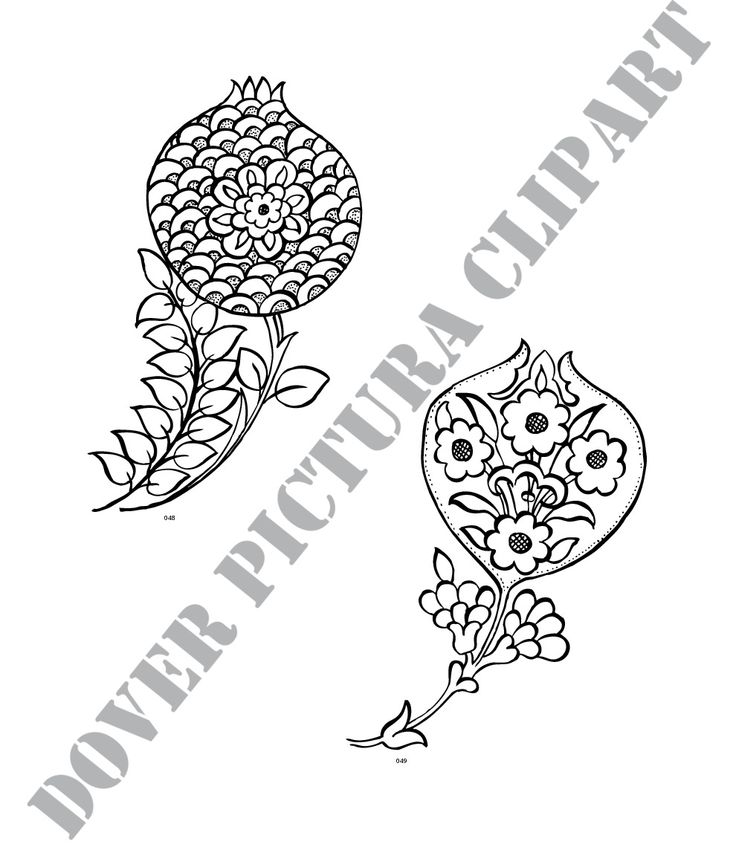 Turkish Vector Motifs
