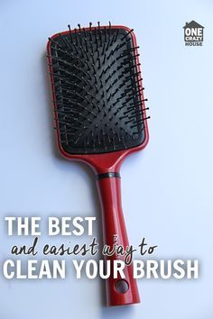 Hair Cleanses And Hairbrush On Pinterest