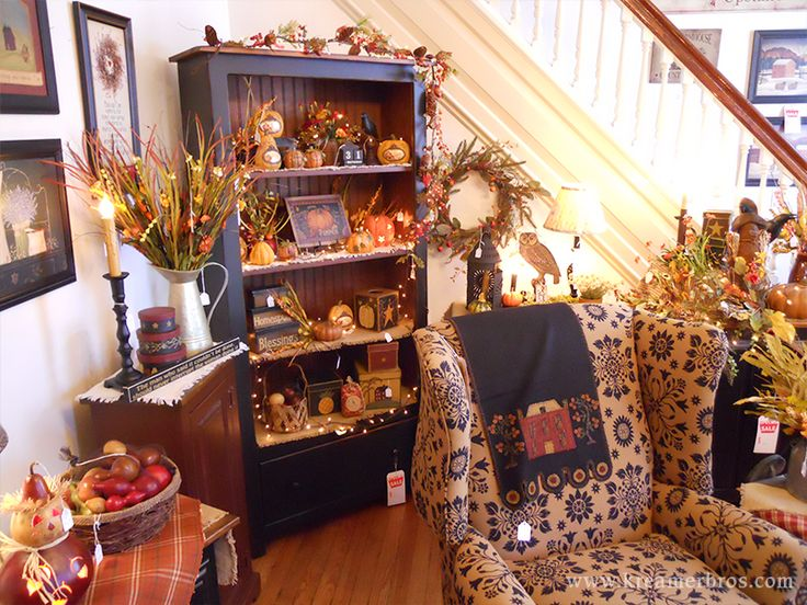 1000 Images About Decorating Ideas On Pinterest Country Sampler Primitives And Primitive