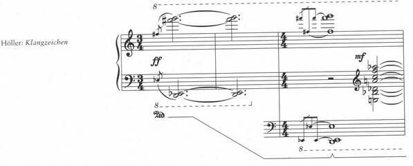 Pedal lines should always be flat. In exept. circumstance a short diagonal section can be used- attached #BooseyFacts pic.twitter.com/ci9h3A...