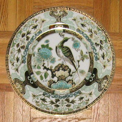 Imari Style Plate 🇦🇺💠🌀🈲japanese Japan Antiques More At