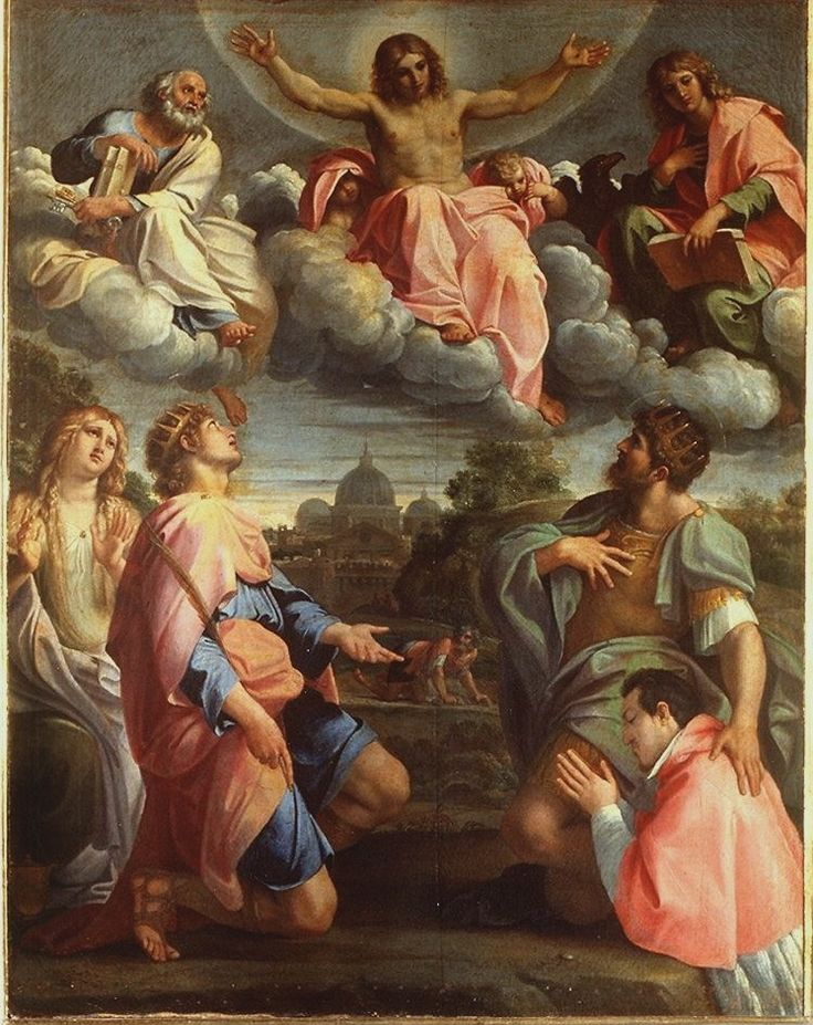 Opere di Annibale Carracci - Wikipedia