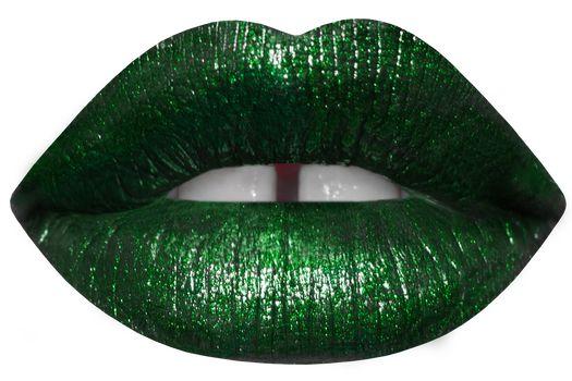 Unicorn Lipstick - Lime Crime Makeup for Unicorns. Created by Doe Deere.