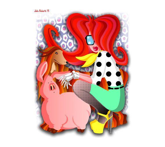 DOWNLOAD ISTANTANEO. Poster, Greyhound, colori, Arte da appendere, Decorazione muro, Idea regalo.