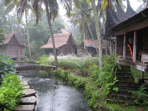 Bambu Indah Villas, Chiang Mai, Thailand