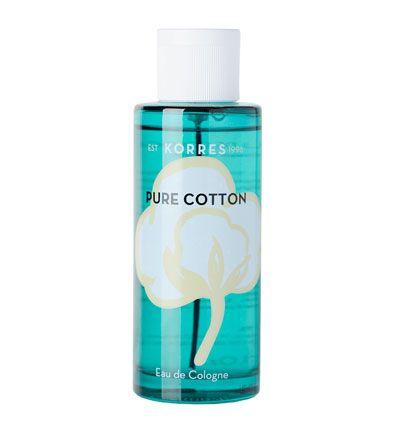 Pure Cotton  / Eau de Cologne #korres_edc