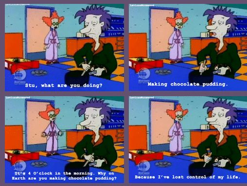 Rugrats we all find that point