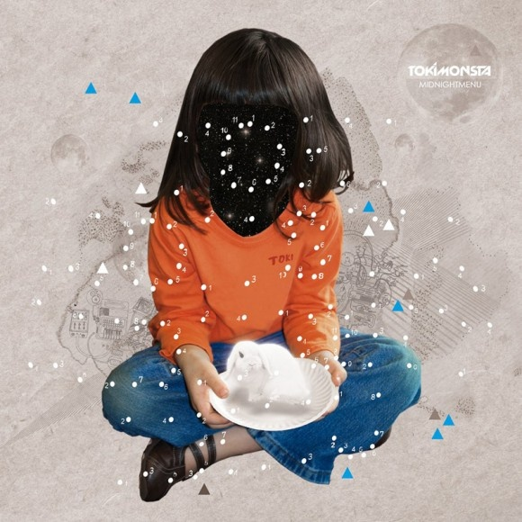 TOKiMONSTA, Midnight Menu Album Art