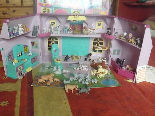 Animal Hospital In My Pocket Pets Toy Land Childhood Toys