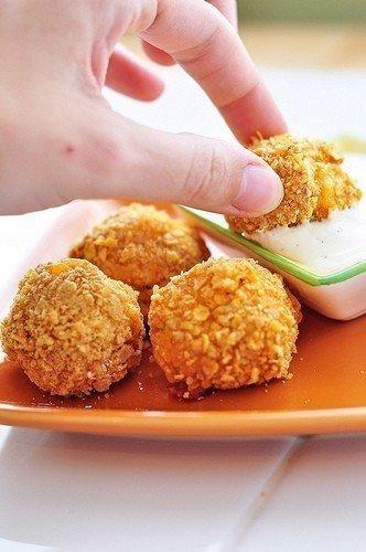 Easy To Prepare Bite-Sized Snacks.