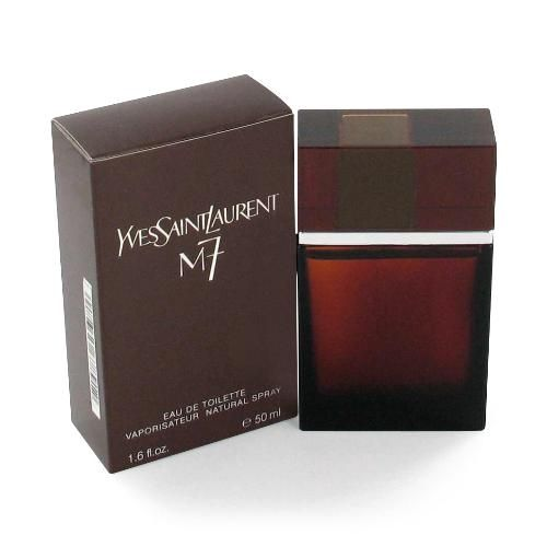My favorite right now. I wish it wasn't so expensive. M7 Yves Saint Laurent for men
