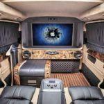 Mercedes-Benz Sprinter 2500 Crew Luxury Van | Luxury Pictures