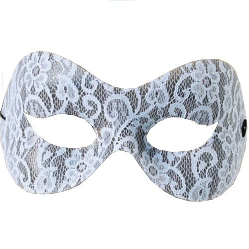Domino Mask | domino eye mask code mwhl white lace domino eye mask very pretty mask ...