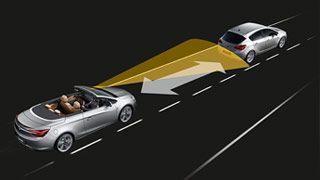 Front Camera System Vauxhall Cascada | assistance systems – Vauxhall Motors UK