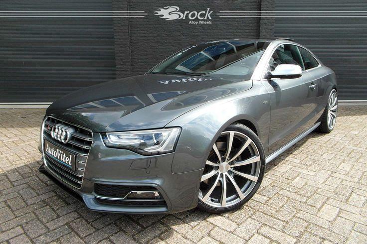 Audi S5 Coupe Felgen: Brock B32 9.5x20 by Auto Vitel