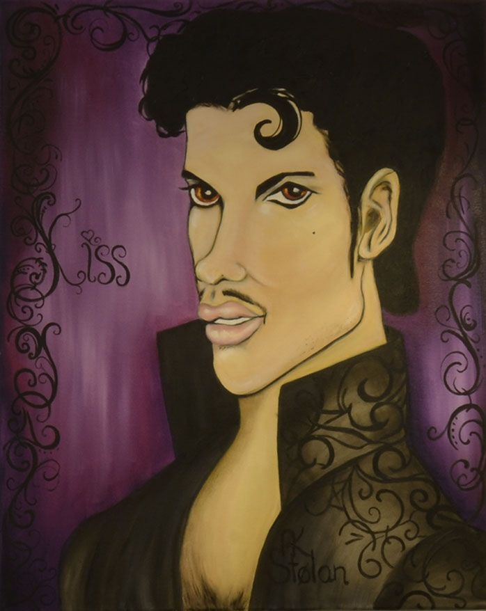 nothing compares to you Prince www.artstolan.com