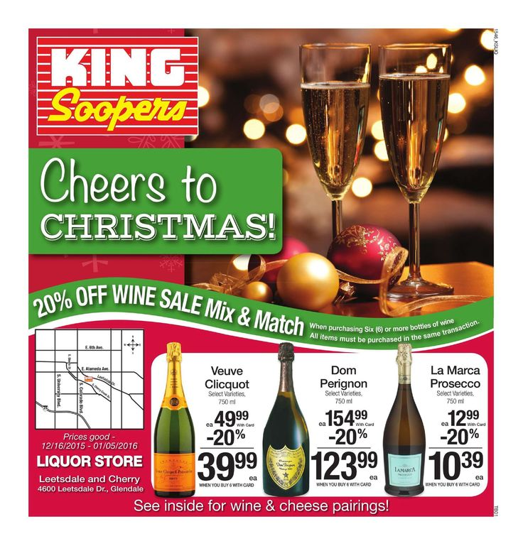 King Soopers weekly ad December 16 24, 2015 Weekly Ads