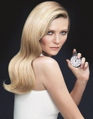 Kirsten Dunst for L'Oreal Professionnel Serie Expert