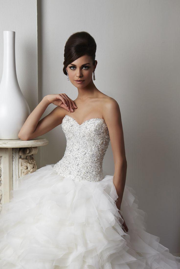 78 best Trendy 2015 images on Pinterest   Short wedding gowns ...