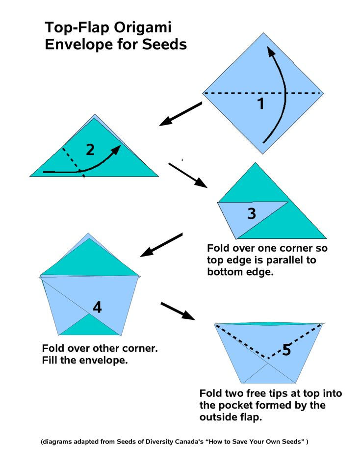 1000 Images About Origami Envelope On Pinterest