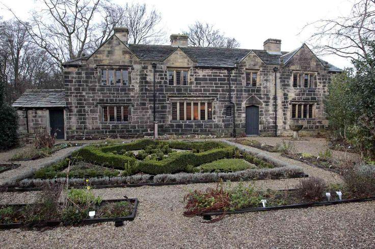 Longley Old Hall, Huddersfield, West Yorkshire