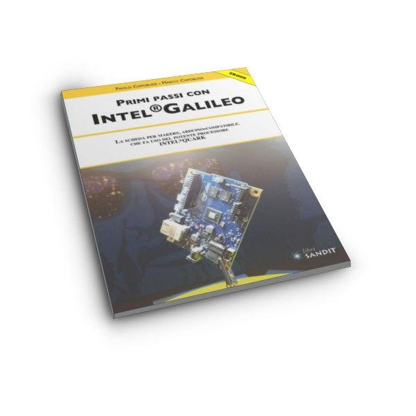 Primi passi con #INTEL #GALILEO La scheda per #Makers, Arduino-compatibile, che fa uso del potente processore Intel Quark Prezzo: €5.99