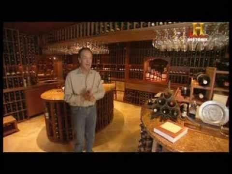 Documental de History Chanel, explica la produccion de vino y de las bodegas mas importantes a nivel mundial.