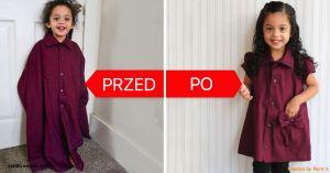 Jak przekształcić stare koszule w urocze sukienki dla dziewczynki na lato?