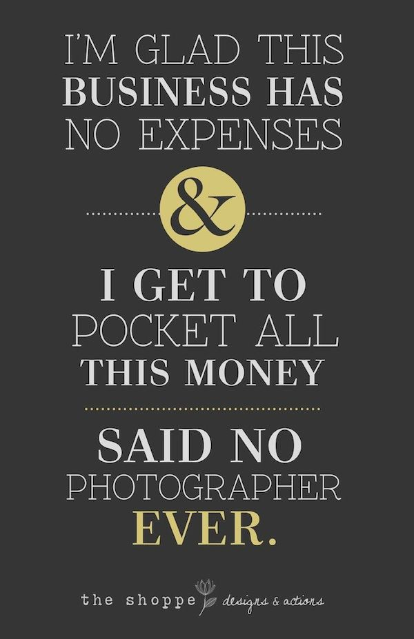 Funny Posters Reveal the Real Life of a Photographer - My Modern Metropolis