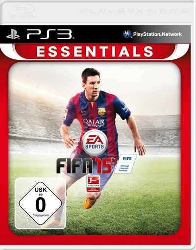Electronic Arts Software Pyramide - Playstation 3 Spiel »Fifa 15«
