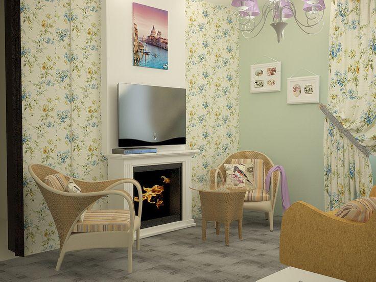Частный дизайнер интерьера: дизайн кухни, гостиной, загородного дома, коттеджа от 300 руб./кв.м. Прованс, лофт, современнная классика