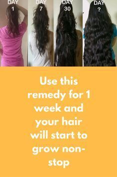 Use this remedy for 1 week and your hair will start to grow non-stop In this post I am going to share one natural remedy for hair care that will make your hair silky and will start new hair growth from clooged hair follicles soi your hair looks more thick You will need 2 Eggs Curd Coconut oil Preparation In a bowl take 1 cup of curd Add 2 …