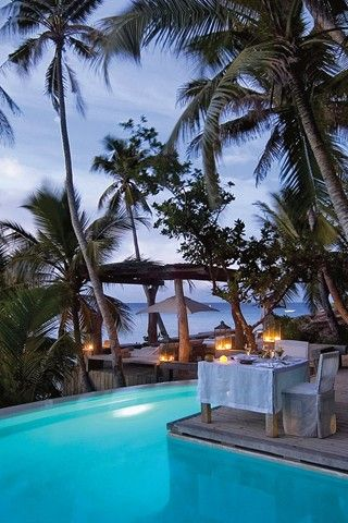 rich island beach houses | North Island, Seychelles; Top Honeymoon Features (BridesMagazine.co.uk ...
