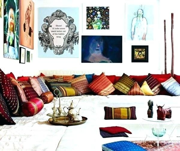 Image Result For Communal Room Floor Seating Living Room Seating Ideas Without Sofa Living Room Without Sofa Indian Living Rooms