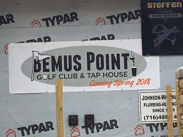 24+ Bemus point golf info