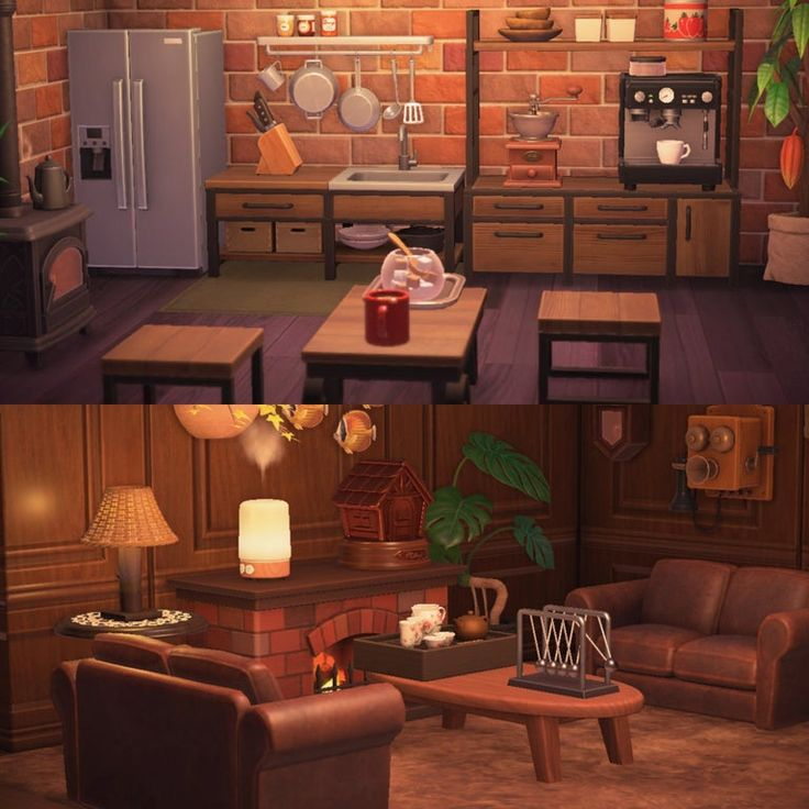 12+ Animal crossing living room ideas images