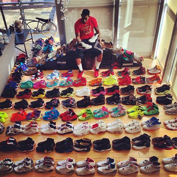 Joe Hadens Sneaker Collection