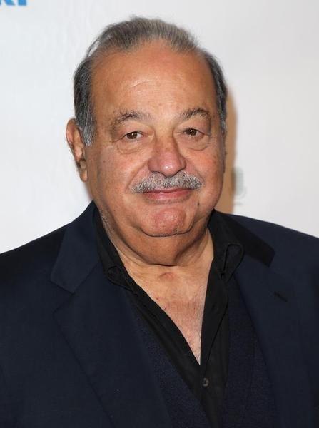 2. Carlos Slim Helu
