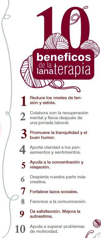 LOS BENEFICIOS DE LA LANA TERAPIA Y DE PASO PUEDES GENERAR RECURSOS TE AYUDA A  SENTIRTE UTIL... EMPESEMOS Y RELAJEMONOS..