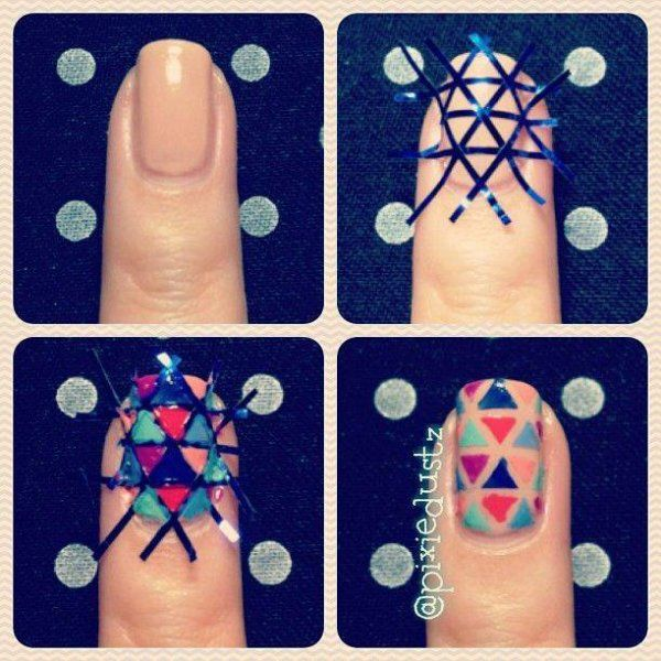 Tutos nail art! - Des conseils mode, maquillage, vernis, makeup,...