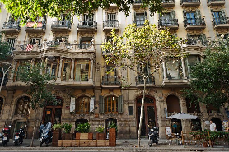 Streetview / Barcelona