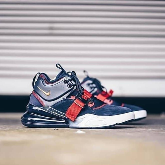Nike Air Force 270 Ultra Midl Dream Team Size 39 44 45 Men