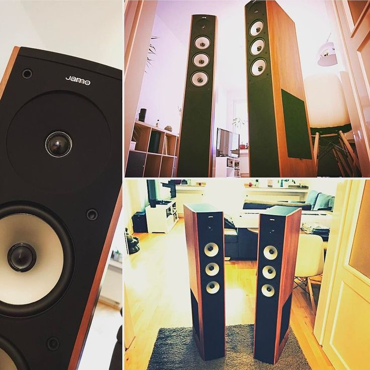 Sound Upgrade! Got my brand new Jamo from Denmark!  #speakers #speaker #jamo #hifi #raumklang #klang #sound #wohnungseinrichtung #musikgenuss #musik #loudspeakers #lautsprecher #jamospeakers #boxen
