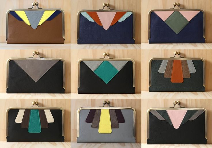 The gorgeous wallets - creations from Melbourne's Truso